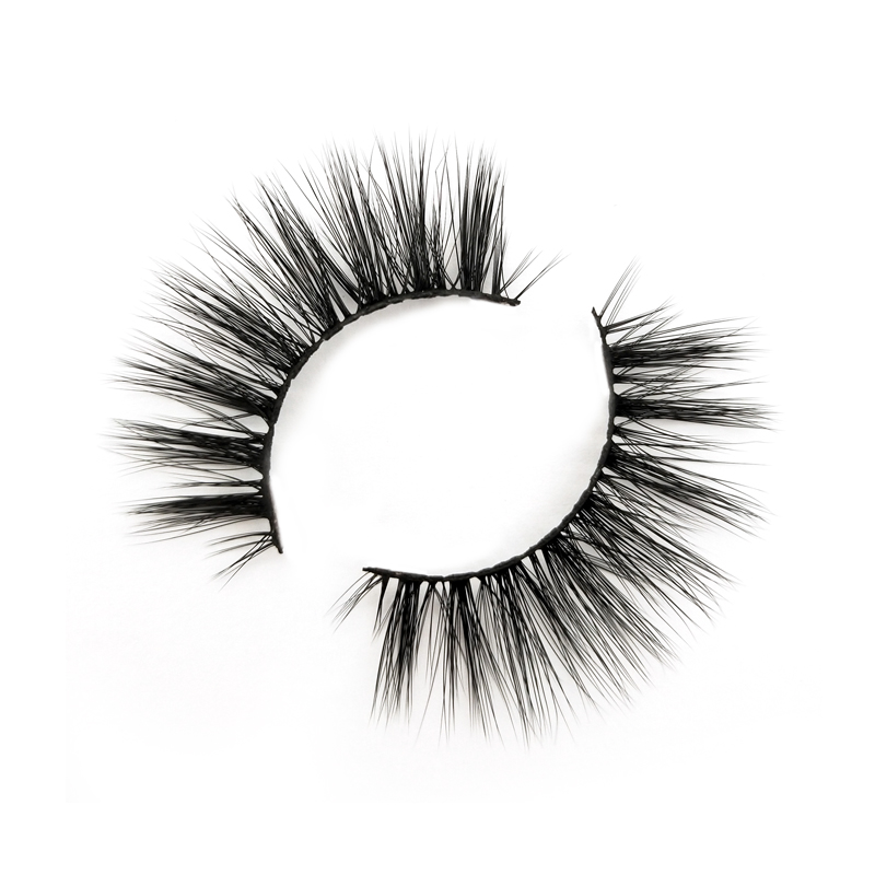 Inquiry for Korea PBT fiber Reuseable Luxury volume Fluffy Faux mink lashes vendors in US XJ34